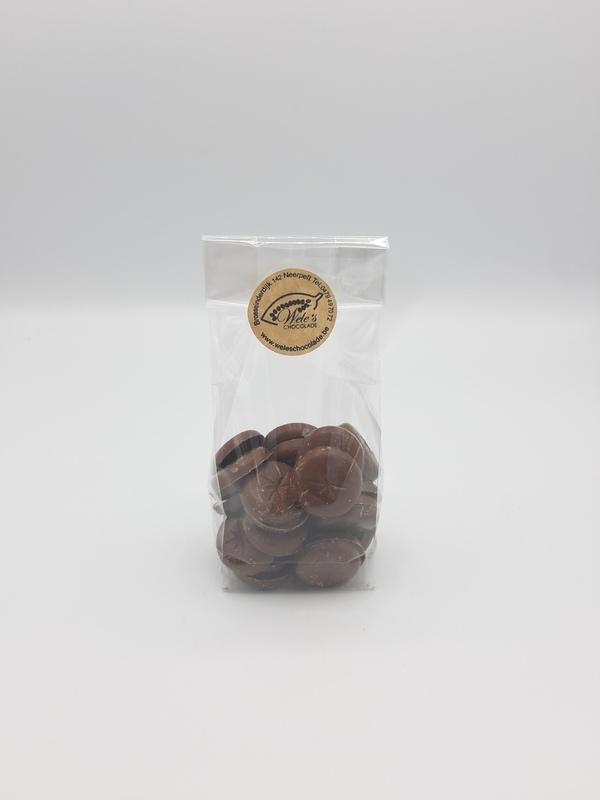 Chocolade schijfjes