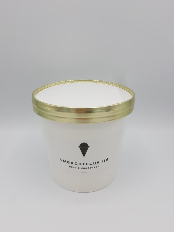 Aardbei ijs 1 liter