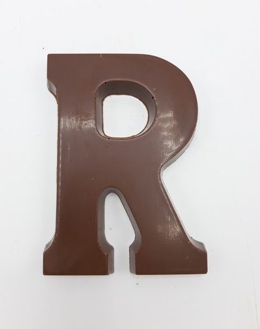Chocolade letter melk