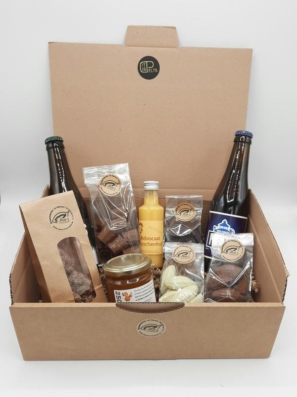 Verzendpakket streekproducten